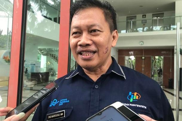 Kepala BPS Kabupaten Cirebon, Ono Margiono - Bisnis/Hakim Baihaqi