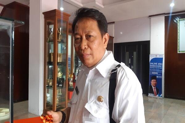 Kepala Dinas Perdagangan Balikpapan, Arzaedi Rachman.