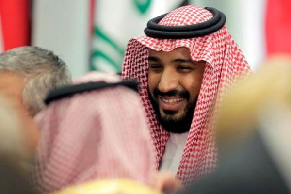 Putra Mahkota Arab Saudi Pangeran Mohammed bin Salman - Reuters/Joshua Roberts