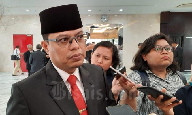 Kepala Badan Pengelola Migas Aceh (BPMA) Teuku Mohamad Faisal - Bisnis / David E. Issetiabudi