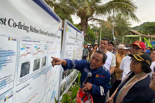 Menteri Lingkungan Hidup dan Kehutanan (LHK) Siti Nurbaya mengapresiasi langkah konkret yang ditunjukkan oleh Pemerintah Provinsi Nusa Tenggara Barat (NTB) yang telah bekerjasama dengan PT PLN dan PT Indonesia Power untuk merealisasikan proyek pengolahan sampah. - Istimewa