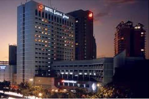 Ilustrasi Hotel Sahid