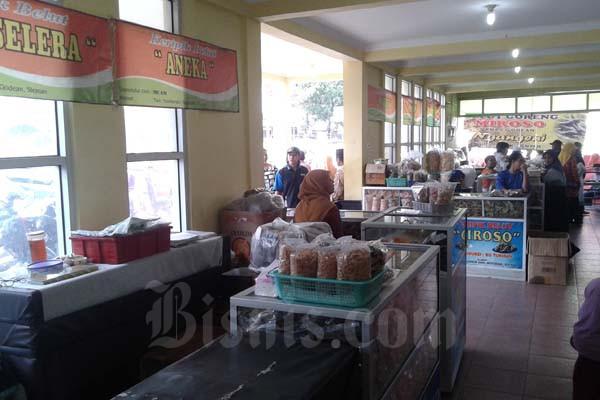 Pasar Belut Godean, Sleman. - Harian Jogja/Abdul Hamid Razak