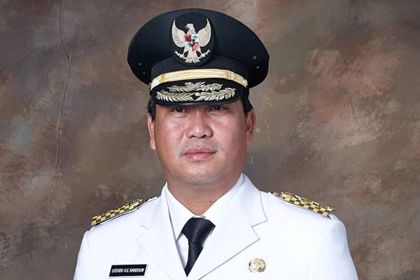 Wakil Gubernur Sulawesi Utara (Sulut) Steven Kandouw - www.sulutprov.go.id