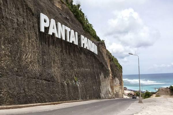 Pantai Pandawa di bali - Istimewa