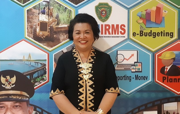 Direktur Utama RSUD Ratu Aji Putri Botung Jansje Grace Makisurat - JIBI/Jaffry Prabu Prakoso