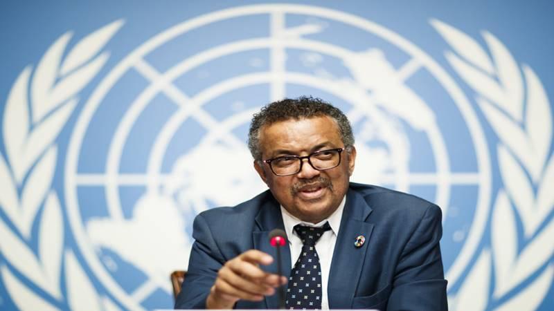 Direktur Jenderal World Health Organization (WHO) Tedros Adhenom Ghebreyesus  - Istimewa