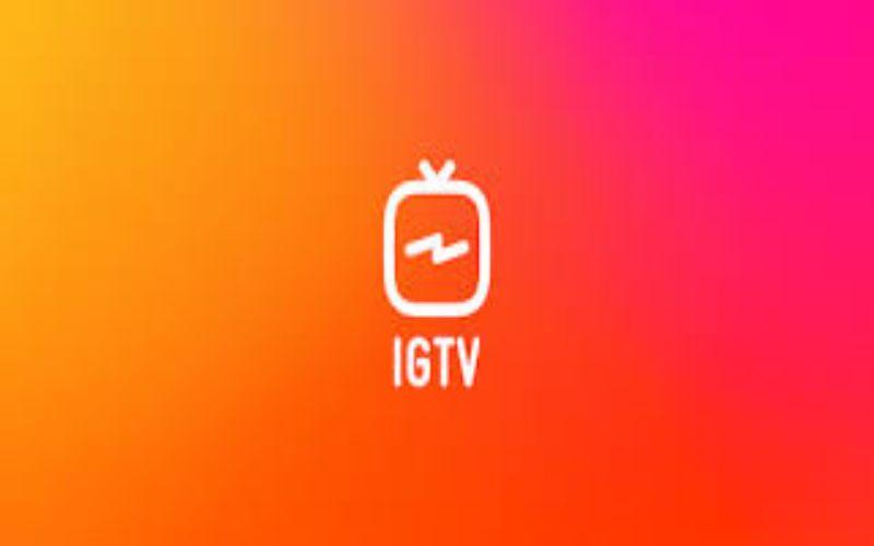 Ilustrasi IGTV