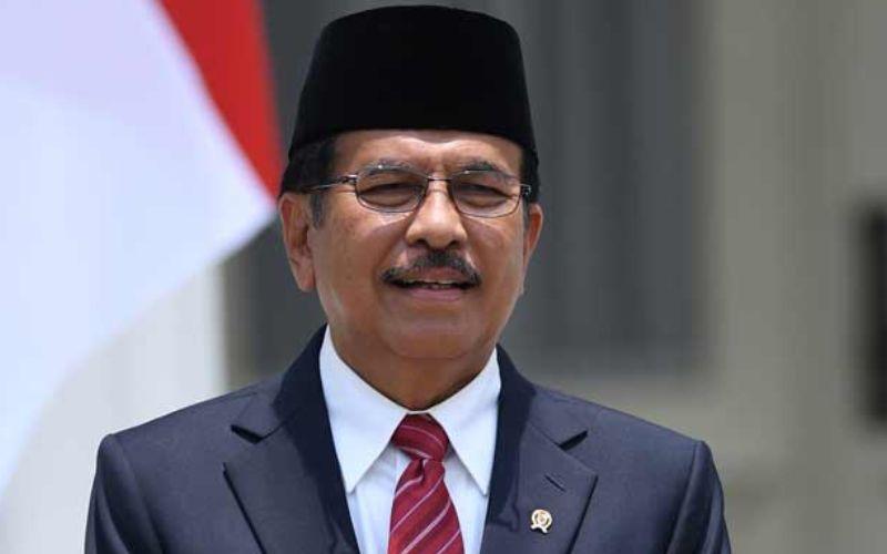 Menteri ATR - Kepala BPN Sofyan Djalil ANTARA FOTO / Wahyu Putro A