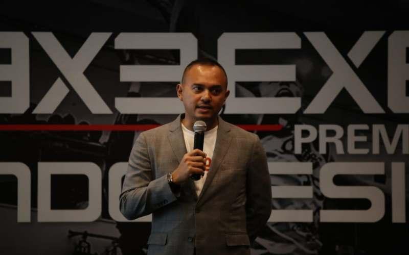 Rama Datau, Ketua BPP HIPMI Bidang Industri, Perdagangan dan ESDM. - Istimewa