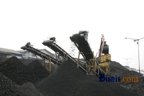 Lokasi operasi tambang batu bara