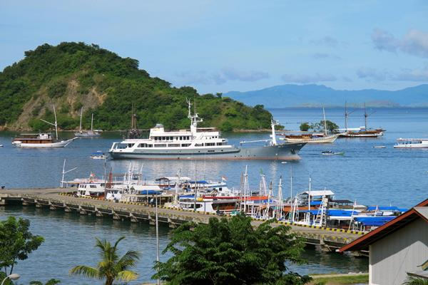 Labuan Bajo yang dipelopori Fidelis Pranda menjadi salah satu ikon pariwisata dunia - maritim.go.id