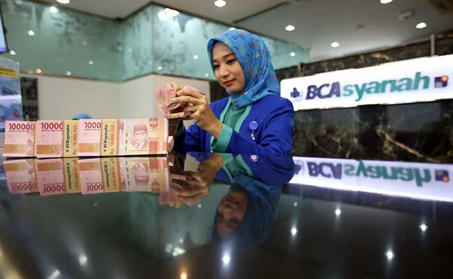 Download Bank Bca Syariah Di Batam Png