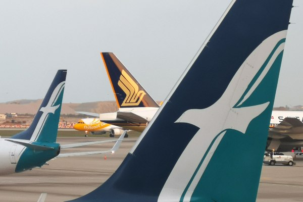 ANGKUTAN UDARA : Airline Pilih Tangguhkan Penerbangan