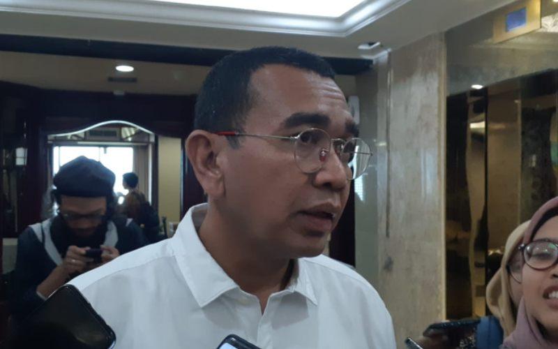 Staf Khusus Menteri BUMN Arya Sinulingga. - Ilman A. Sudarwan