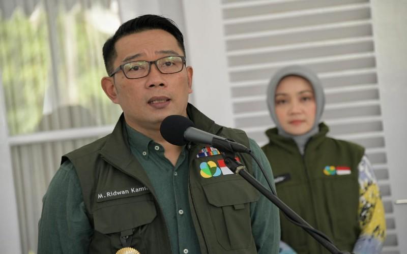 Gubernur Jabar Ridwan Kamil - Istimewa