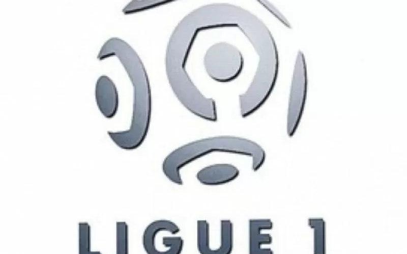 Lambang Liga Prancis - Antara