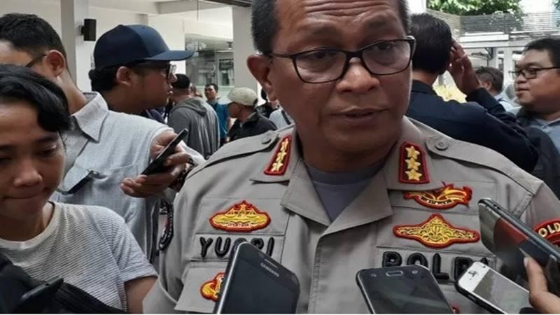 Kepala Bidang Humas Polda Metro Jaya, Komisaris Besar Yusri Yunus. - Antara