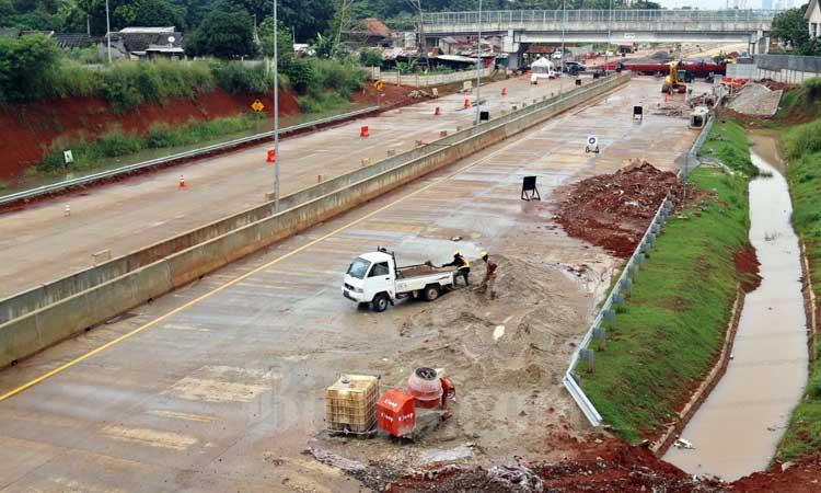 Proyek Infrastruktur Disetop Sementara Ini Dampak Bagi Kontraktor Ekonomi Bisnis Com