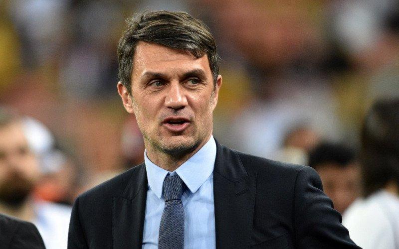 Legenda AC Milan yang kini menjadi direktur teknik klub tersebut, Paolo Maldini - Antara.