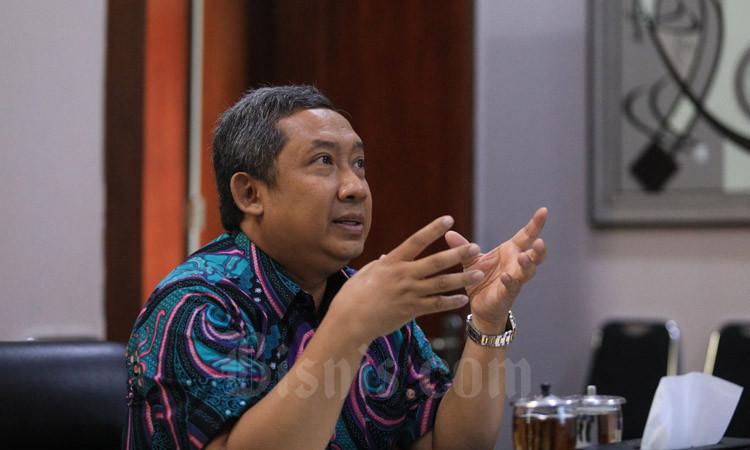 Wakil Wali Kota Bandung Yana Mulyana. - Bisnis/Dea Andriyawan