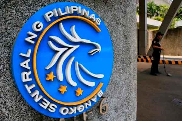Bangko Sentral ng Pilipinas.  - Reuters