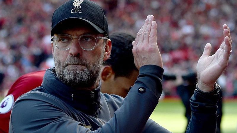 Pelatih Liverpool Jurgen Klopp. Liverpool saat ini tengah memimpin Liga Inggris - LiverpoolFC.com