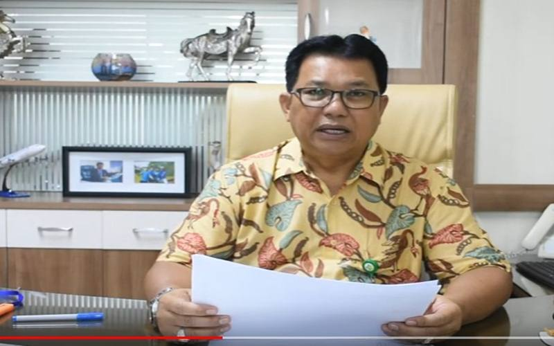 Dirut RSPI Sulianti Saroso dr Mohamad Syahril. - Youtube