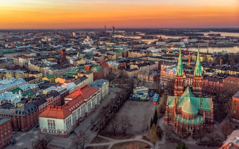 Finlandia - istimewa