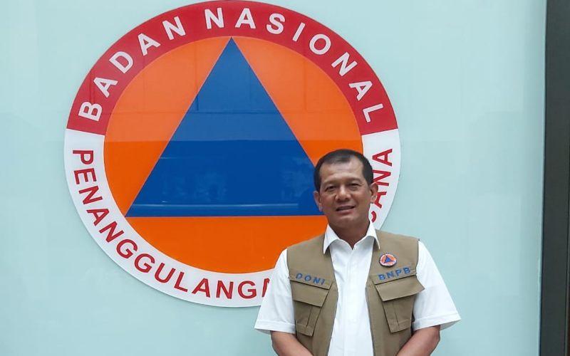 Ketua Pelaksana Gugus Tugas Percepatan Penanggulangan Covid-19 Doni Monardo siap berperang melawan virus Corona (Covid-19) dan memutus mata rantai penyebaran pandemi global di Indonesia. - istimewa