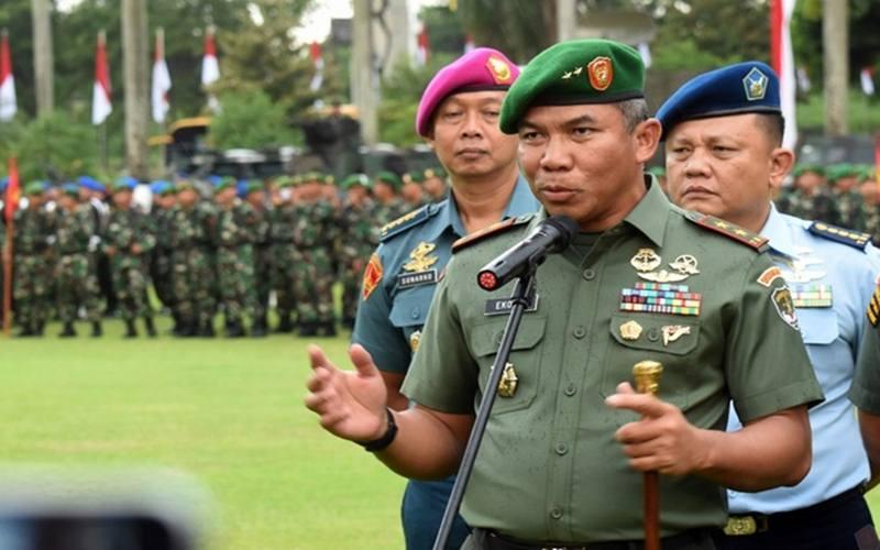 Pangdam Jaya Mayjen TNI Eko Margiyono. - Istimewa
