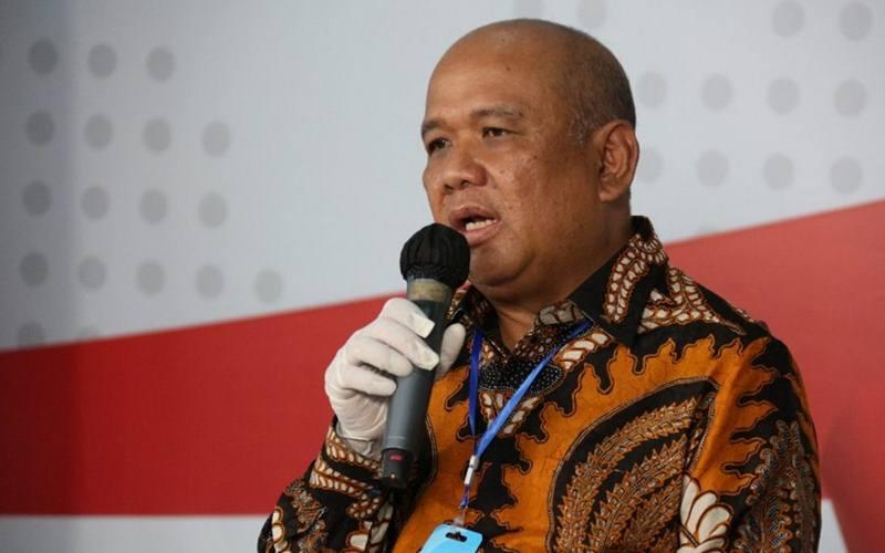Dirjen Perdagangan Dalam Negeri Kementerian Perdagangan Suhanto. - www.covid19.go.id