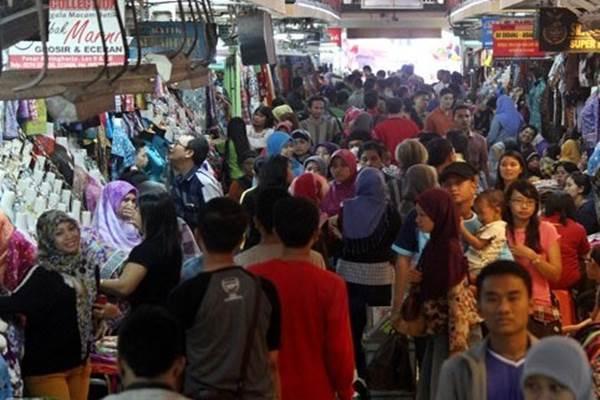 Pasar Beringharjo di Yogyakarta - Antara