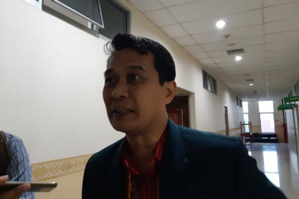 Ketua Pengurus Besar Ikatan Dokter Indonesia Daeng M. Faqih - Bisnis/Nur Faizah Al Bahriyatul Baqiroh