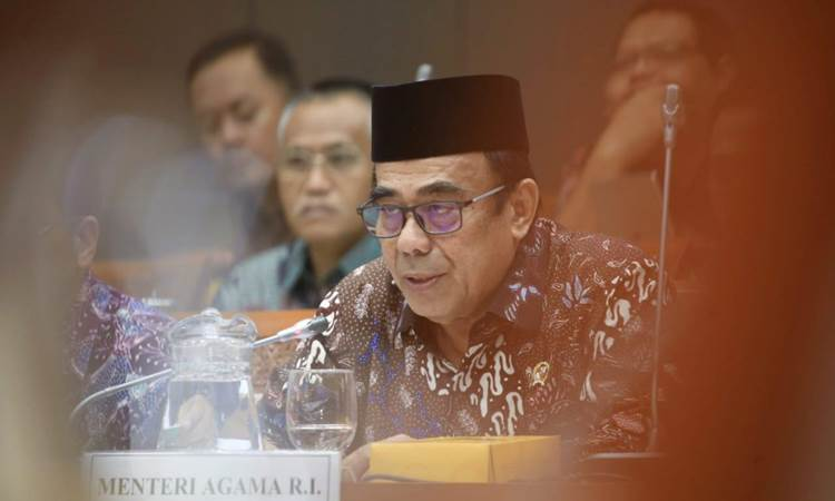 Menteri Agama Fachrul Razi. - kemenag.go.id