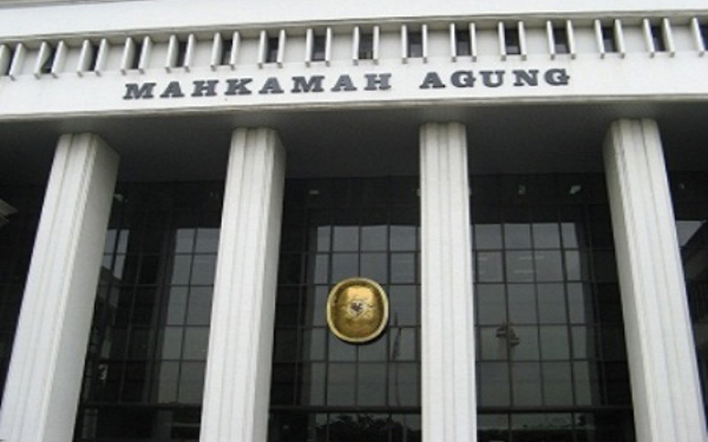 Gedung Mahkamah Agung Indonesia. - Dok. Istimewa