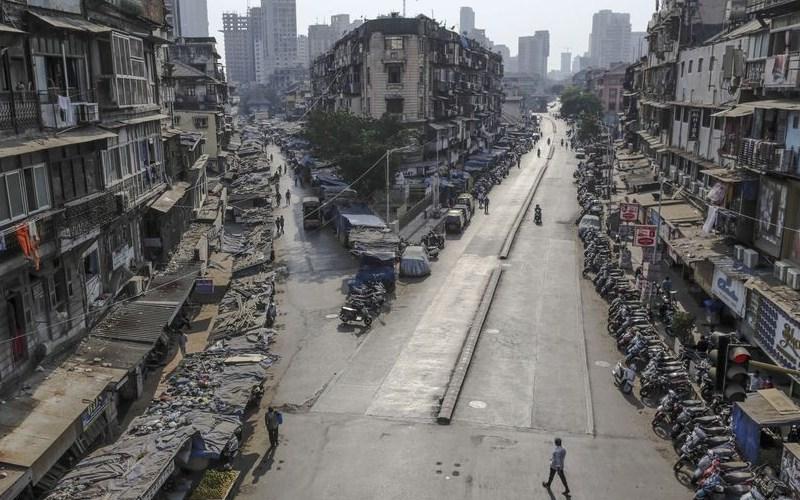 Lockdown Dan Mirisnya Orang Miskin India Kabar24 Bisnis Com