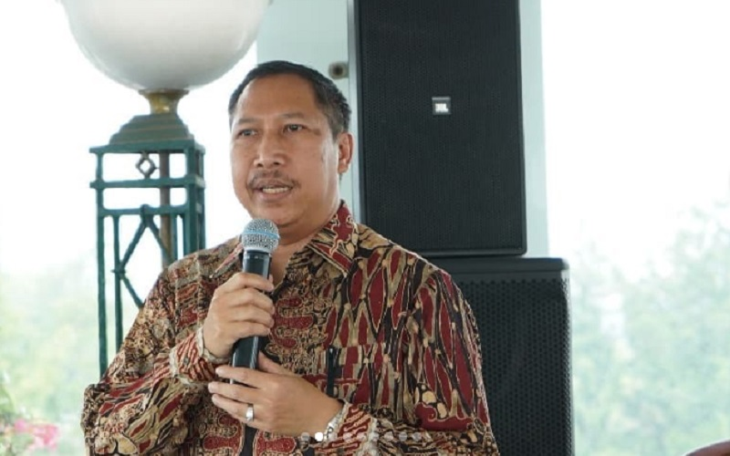 Kepala Disparbud Jawa Barat Dedi Taufik - Istimewa