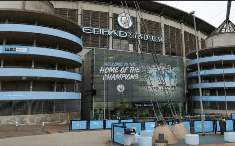 Stadion Etihad, markas Manchester City - Antara