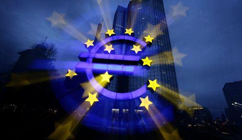 Ilustrasi Zona Euro