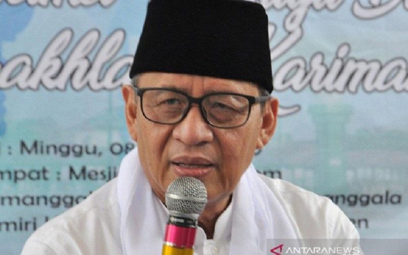 Gubernur Banten, Wahidin Halim - Antara