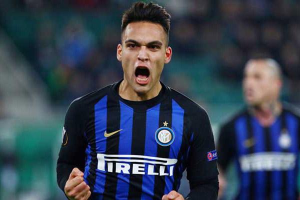Penyerang Inter Milan Lautaro Martinez - Reuters/Lisi Niesner