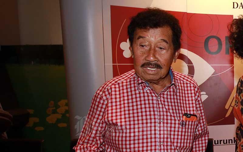 Almarhum Bob Hasan. - Bisnis/Abdullah Azzam