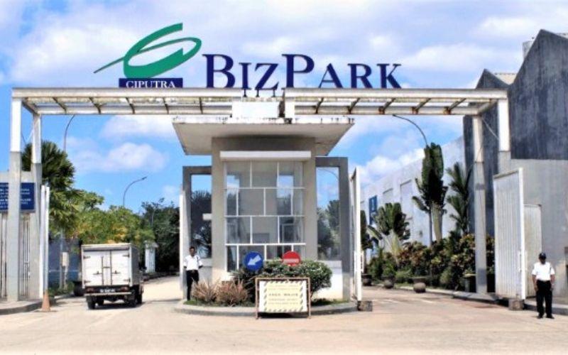 Kawasan Pergudangan dan Ruko, Bizpark Ciputra Banjarmasin yang dikembangkan oleh Ciputra Grup - Bisnis - Istimewa.