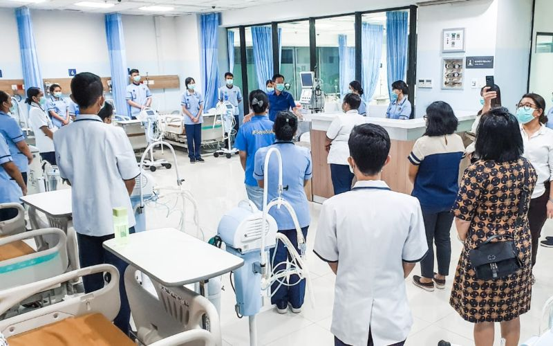 """rs darurat lippo - DPR """"endus"""" Permainan Nakal Rumah Sakit Sengaja Buat Pasien Negatif Jadi Positif COVID-19 Demi Insentif"""
