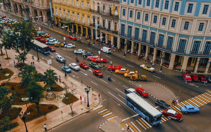Havana, ibu kota Kuba. - Bloomberg