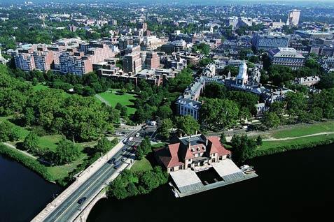 harvard university - bloomberg