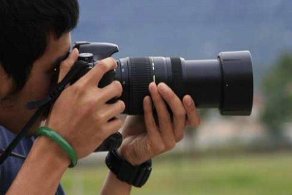 Ilustrasi fotografer - Antara