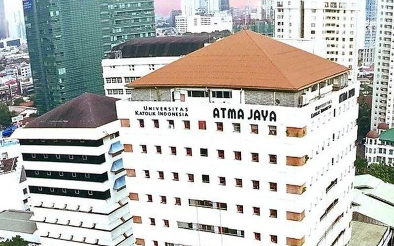 Kampus Unika Atma Jaya - Istimewa