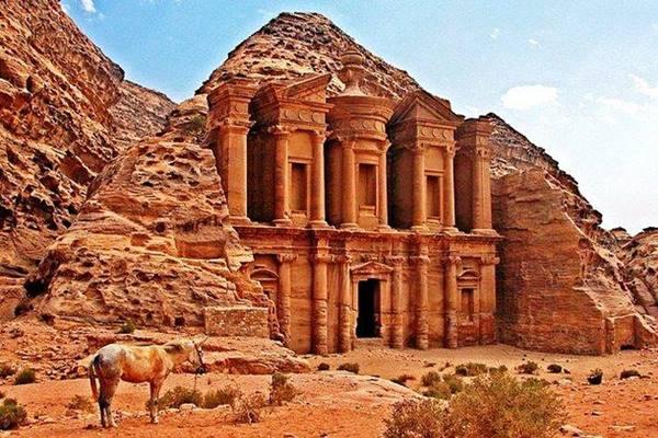 Petra di Yordania - Istimewa